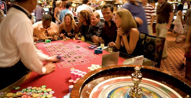 slot machine casinos near los angeles